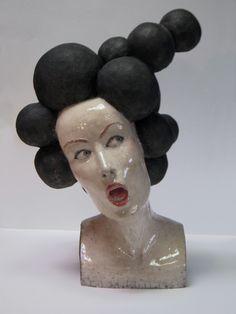 Sculpture Mélanie Bourget