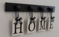 Home Decor Wood Sign, Easy DIY idea