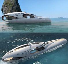 Schöpfer Yachts Does It Again: Meet The Infinitas