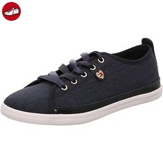 Textile Lace Up Espadrille, Sneakers Basses Homme, Bleu (Midnight 403), 44 EUTommy Hilfiger