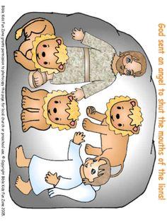 Daniel in the Lion's Den Preschool Sunday School Lessons, Toddler Sunday School, Preschool Bible Lessons, Bible Activities, Sunday School Crafts, School Fun, School Ideas, Bible Story Crafts, Bible Stories For Kids