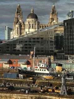 Liverpool by BoblyP, via Flickr