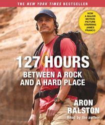 127 Hours by Aron Ralston #book #127Hours #JamesFranco