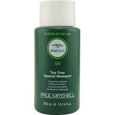 PAUL MITCHELL by Paul Mitchell TEA TREE SPECIAL SHAMPOO INVIGORATING CLEANSER 1014 OZ -- Click image for more details.(This is an Amazon affiliate link and I receive a commission for the sales) #DailyShampoo