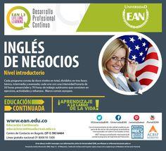 Curso Inglés de Negocios. Inscríbete #EANL3