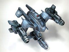 Wraith - Japanese papercraft models