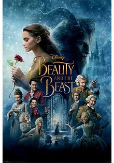 Transformation - Poster van Beauty and the Beast