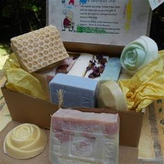 Gifts for Mom and Baby #soaps  Looking for a unique gift?