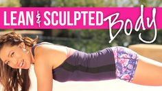 Lean & Sculpted Body | HOT BODY EXPRESS DVD (Full 30 minute workout)