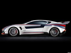 Italdesign giugiaro brivido martini racing 2012