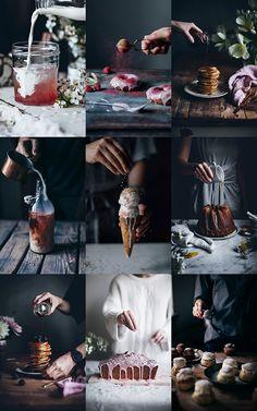 Food Photography Lighting, Amazing Food Photography, Coffee Photography, Light Photography, Creative Photography, Lenotre, Think Food, Jackie Rueda, Food Design