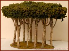 Tutorial bosque                                                       … …