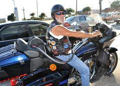 9 Qt. cooler used on a Harley Davidson