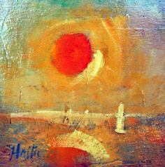 daytime sailing / hallie Walker