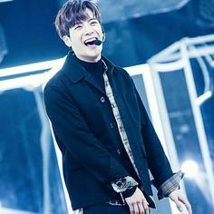 Why you look so happy? GOT7 Jackson
