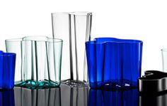 ittala Glass Vases