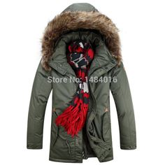 Find More Down & Parkas Information about Wholesale High Quality XS 3XL Winter Jacket Men Outwear Fleece Down Jackets Thickening Fur Hooded Coat Parka Free Shipping,High Quality jacket designer,China jackets with fur for men Suppliers, Cheap jacket windstopper from We Share PetPal on Aliexpress.com