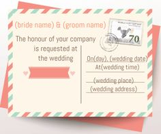 Animated wedding invitation created with lui loops app wedding animated wedding invitation created with lui loops app stopboris