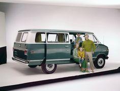 Sleeper Van, Chevrolet Van, Chevy Vehicles, Chevy Vans, 5th Wheel Camper, Vanz, Vintage Vans, High Top Vans, Custom Vans