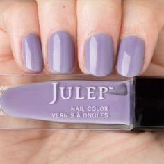 Julep   Alexa: Alexa is a very light grayish lavender.  SW, in box. $5.50 shipped or 3 for $10 shipped.