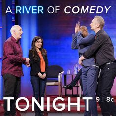 Marisol Nichols takes a break from drama for a night of Comedy Whose Line Is It Anyway? TONIGHT at 9/8c on The CW.