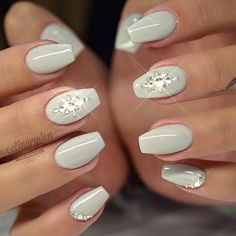 Light Elegance hard gels used: ✨ Relay Grey ✨Light Elegance Ambassador and International Educator ✨@lightelegancehq✨ www.lightelegance.com for more information about the products and where to buy them ✨  FACEBOOK: fb.com/celinasnaglar. MY YOUTUBE CHANNEL: youtube.com/celinaryden. SNAPCHAT: celinaryden. BLOG: celinaryden.com PINTEREST: celinaryden. WEBSITE: www.celinasnaglar.se‼️ Rude comments and spam will be deleted and blocked. ‼️ #celinasnaglar #ghmanicure #nailsoftheday #nailsonfleek…