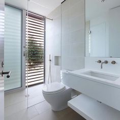 WEBSTA @ design_interior_homes - Great bathroom by Stelle Lomont Rouhani Architects