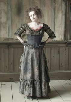 Mrs Lovett academy winner Coleen Atwood costume