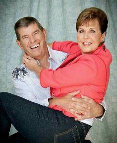 Joyce Meyers and Husband Dave