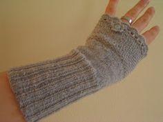 Michi´s Scrap Cottage: Neue Armstulpen braucht die Frau
