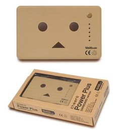 """This is mobile battely for iPhone,smartphone,tablet,and more degital gadgets. Original character is """"DANBO-"""" from japanese comics. I like it."""