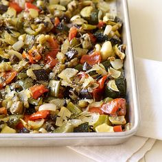 Oven-Roasted Ratatouille Recipe | Weight Watchers