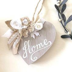 Apple cut out of book, book sculpture, book art Wooden Hearts Crafts, Heart Crafts, Wood Crafts, Valentine Day Crafts, Valentine Decorations, Heart Projects, Felt Flowers, Craft Flowers, Wooden Flowers