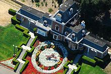 Neverland Ranch - Wikipedia, the free encyclopedia