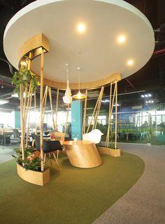 Eway.vn Offices by Catinat Design, Ho Chi Minh City – Vietnam » Retail Design Blog