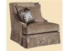 Elite Furniture Gallery NC Furniture Marge Carson Ashton Chair ASH41 www.elitefurnituregallery.com 843.449.3588 Nationwide Delivery