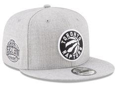 Toronto Raptors New Era The Heather Boy 9FIFTY Snapback Cap