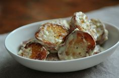 Spanish Roasted Potato Salad