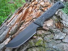 Miller Bros. Blades (MBB) M-30 scandi grind Bushcraft style knife www.millerbrosblades.com