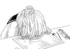 anime-black-and-white-girl-manga-Favim.com-2946407.jpg (500×353)