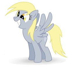 Derpy looks like me on school picture day