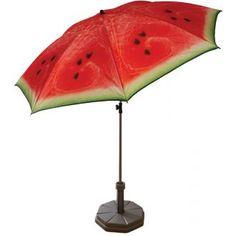 Watermelon parasol