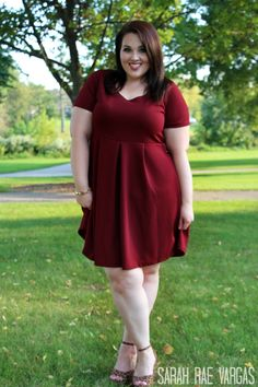 ideas party dress plus size awesome for 2019 Looks Plus Size, Curvy Plus Size, Plus Size Girls, Plus Size Women, Curvy Women Outfits, Spring Outfits Women, Dress Plus Size, Plus Size Outfits, Sarah Rae