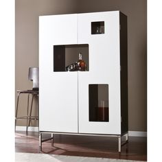 Halden Wine & Bar Storage Cabinet