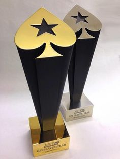 Custom made trophy for one of th world's biggest brands. Made from aircraft grade aluminium, the trophy was machine lasered into shape. View more via link in photo