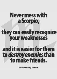 33+ The Best of Zodiac Mind SCORPIO Compilation - *updated   Scorpio Quotes