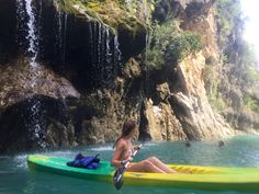 Canoeing in the Canyons
