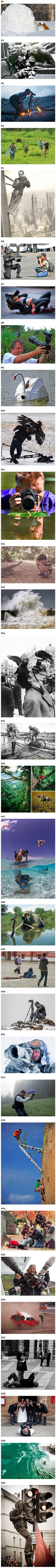 These photographers went to the extreme to get the perfect shot.