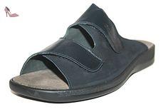 Ganter monica 5–202501 chaussures mules à talons pour femme marron (réflexe de moro) 42,5 g/marbre - Chaussures ganter (*Partner-Link)
