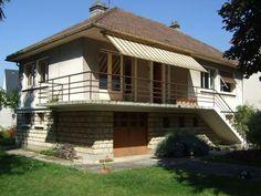 rénovation maison des années 60